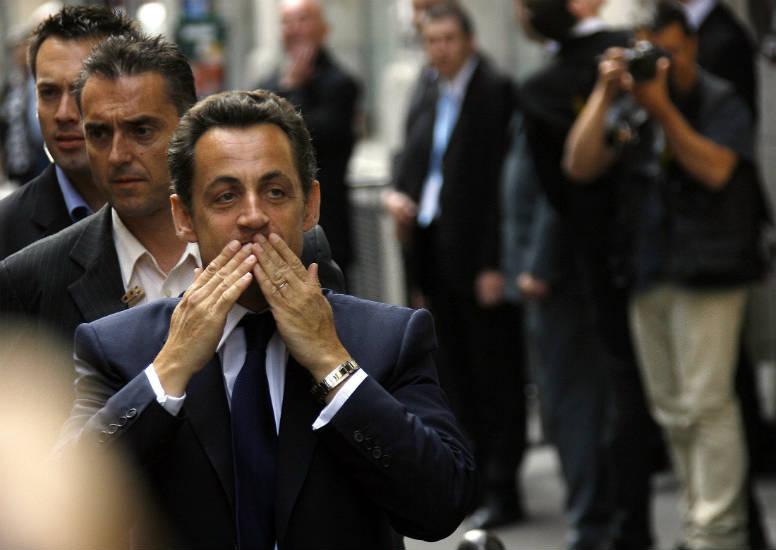 Pourquoi Nicolas Sarkozy a-t-il participé au journal de 20 heures ce jeudi 22 mars 2018?
