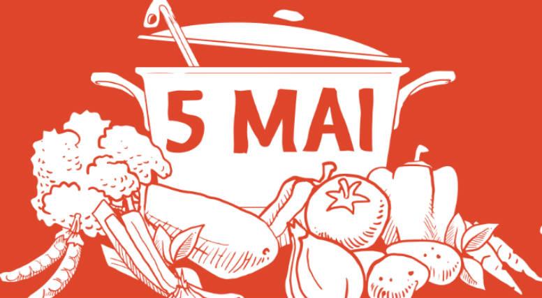 Qu'est-ce que «La fête à Macron», cette manifestation «pot-au-feu» qui aura lieu le 5 mai 2018?