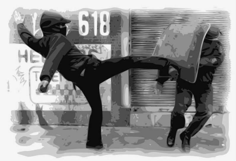 Qui sont les «Black Blocs», ces personnes ayant provoqué des échauffourées durant les manifestations du 1er Mai?