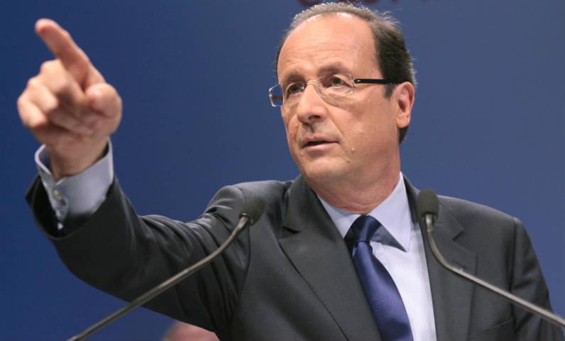 François Hollande est-il candidat aux élections présidentielles de 2022 ?