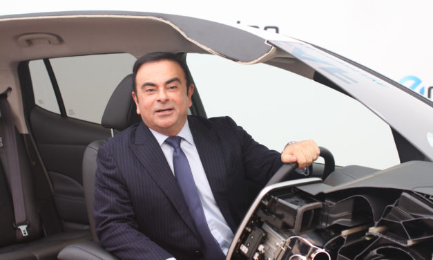 Carlos Ghosn est sorti de prison