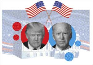 Donad Trump VS Joe Biden