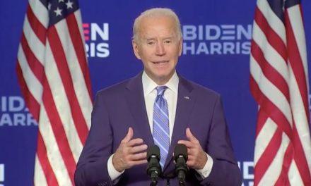 La victoire Joe Biden à la présidentielle 2020