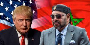 Mohamed-VI-Trump